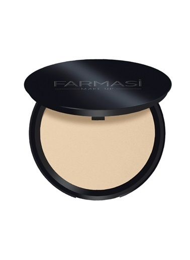 Farmasi Make-Up Pudra Cool Light 01-14Gr+Sünger Ten